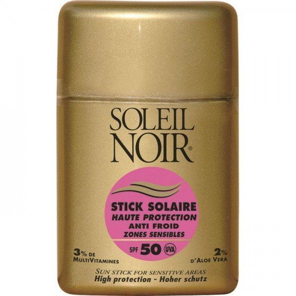 soleil noir stick solaire haute protection spf 50 10gr pas cher discount. Black Bedroom Furniture Sets. Home Design Ideas