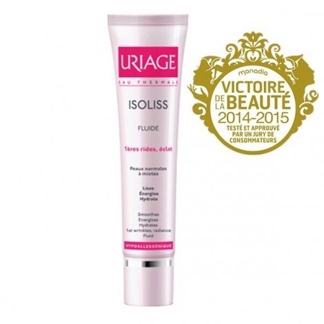 Uriage Isoliss Fluide 1ère Rides Eclat 40 ml