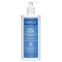 Uriage Bébé Crème Lavante Surgras Sans Savon 500 ml