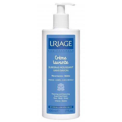 Uriage Bébé Crème Lavante Surgras Sans Savon 500 ml pas cher, discount