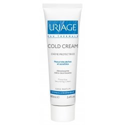 Uriage Cold Cream Crème Protectrice Peau Très Sèches et Sensibles 100 ml