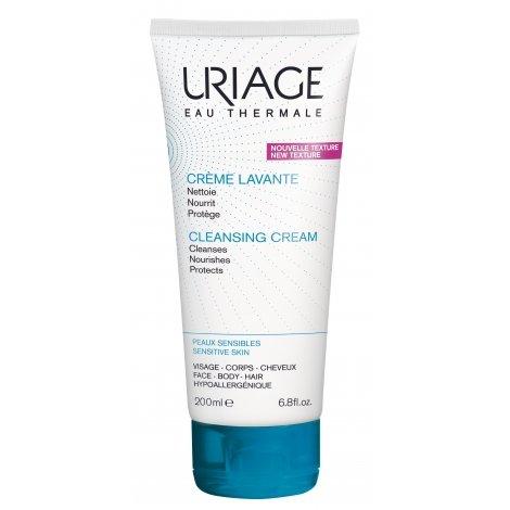 Uriage Crème Lavante Surgras Moussant Sans Savon 200 ml pas cher, discount
