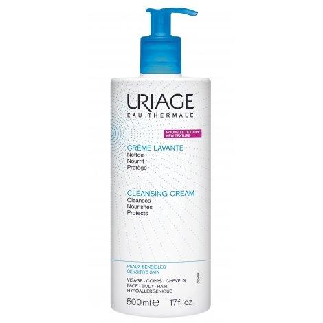 Uriage Crème Lavante Surgras Moussant Sans Savon 500 ml pas cher, discount