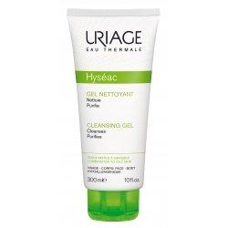 Uriage Hyséac Gel Nettoyant Doux 300 ml pas cher, discount