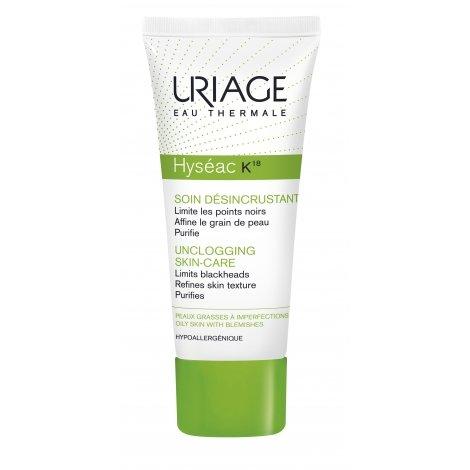 Uriage Hyseac K18 Soin désincrustant 40 ml pas cher, discount