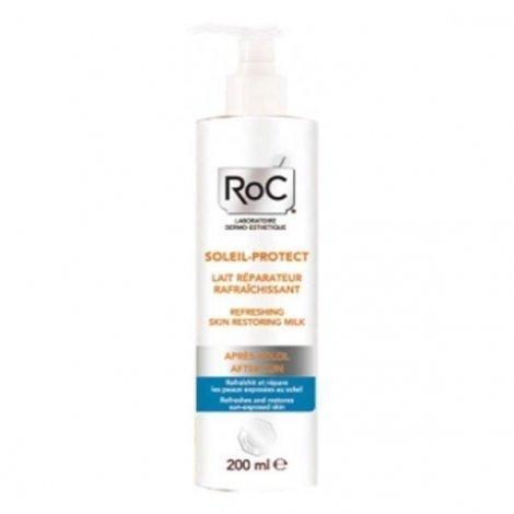 RoC Soleil Protexion Après Soleil Lait Réparateur Rafraichissant 200ml pas cher, discount