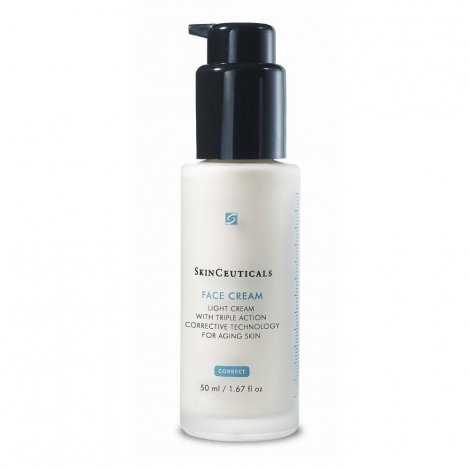 SkinCeuticals Face Cream Crème Fluide Anti-Vieillissement Triple Action 50 ml pas cher, discount