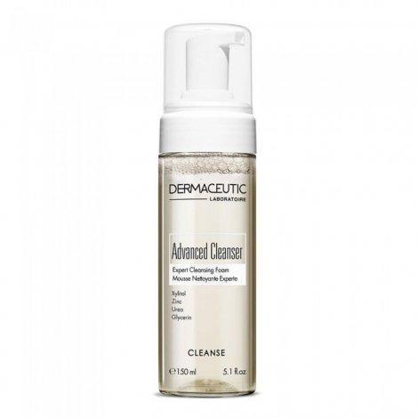 Dermaceutic Advanced Cleanser Mousse Nettoyante 150 ml pas cher, discount
