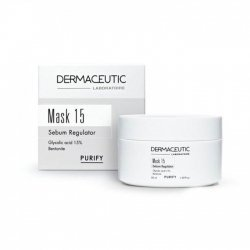 Dermaceutic Mask 15 Régulateur de Sébum 50 ml