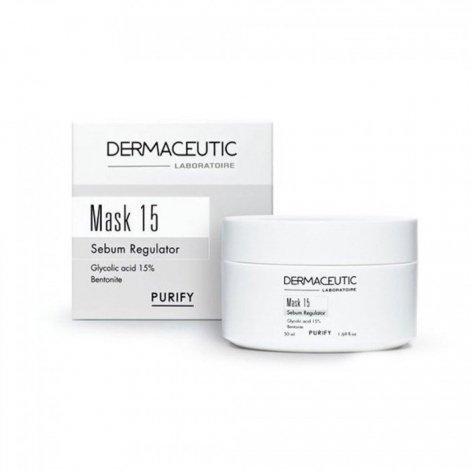 Dermaceutic Mask 15 Régulateur de Sébum 50 ml pas cher, discount
