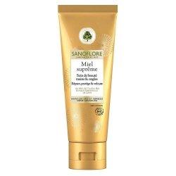 Sanoflore Miel Suprême Crème Mains et Ongles 50 ml pas cher, discount