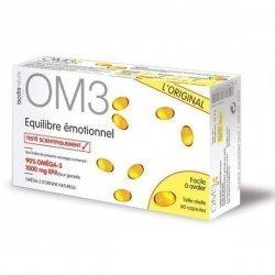 OM3 Equilibre Emotionnel 60 Capsules pas cher, discount