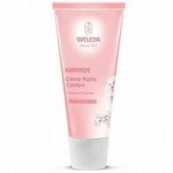 Weleda Crème Mains Confort à l'Amande 50 ml pas cher, discount