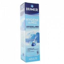 Humer Hygiène du Nez 100% Eau de Mer 150 ml pas cher, discount