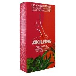 Akileine Sels de Bain Délassants Pieds Fatigués 300 g
