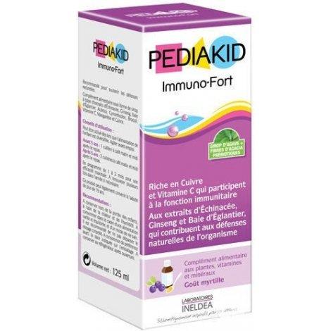 Pediakid Sirop Enfant Immuno-Fort 125 ml pas cher, discount