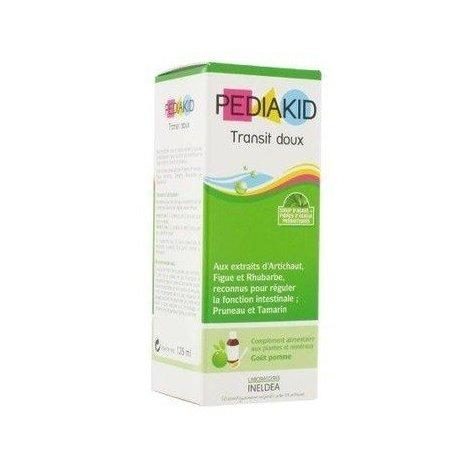 Pediakid Sirop Enfant Transit doux 125 ml pas cher, discount