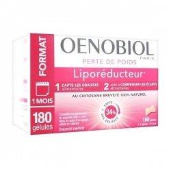 Oenobiol Liporéducteur Contrôle Du Poids x180 Gélules pas cher, discount