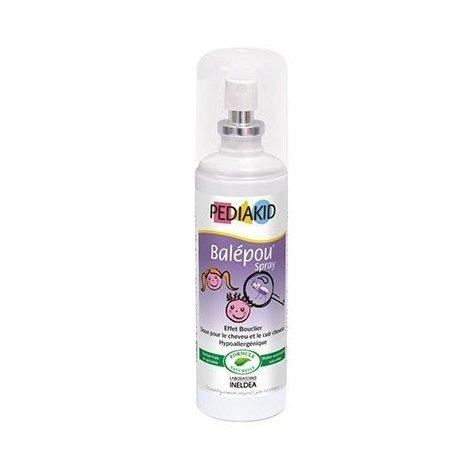 Pediakid Balépou Spray Bouclier Anti-poux 100 ml pas cher, discount
