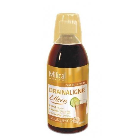 Milical Draineur Minceur Ultra Goût Agrumes 500 ml pas cher, discount