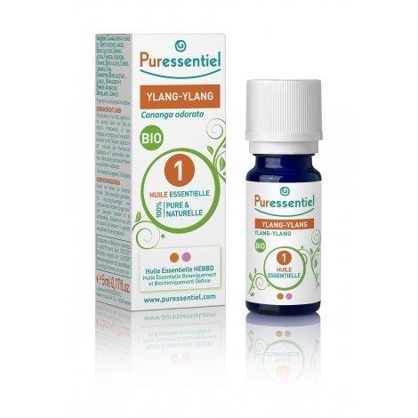 Puressentiel Ylang-Ylang Huile Essentielle 5 ml pas cher, discount