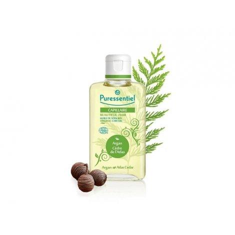 Puressentiel Capillaire Huile de Soin et de Massage Bio 100 ml pas cher, discount