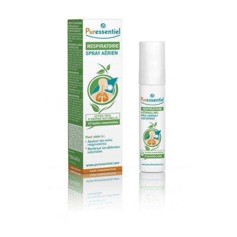 Puressentiel Respiratoire Spray Aérien aux 19 Huiles Essentielles 20 ml pas cher, discount
