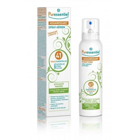 Puressentiel Spray Assainissant aux 41 Huiles Essentielles 200ml pas cher, discount