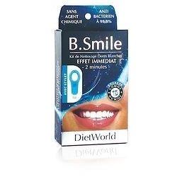 B.Smile Kit de Nettoyage Dents Blanches Effet Immédiat pas cher, discount