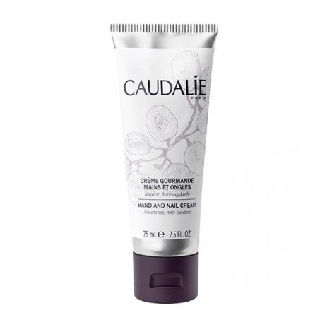 Caudalie Crème Gourmande Mains et Ongles 75 ml pas cher, discount