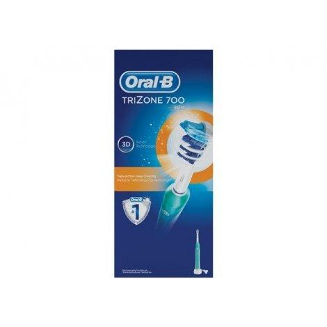 Oral-B TriZone 700 Braun pas cher, discount