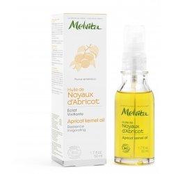 Melvita Huile de Noyaux d'Abricot Eclat et Vivifiante 50 ml