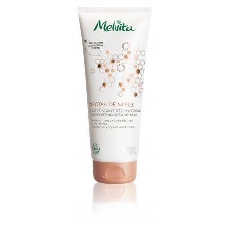 Melvita Nectar de Miels Lait Fondant Réconfortant 200 ml pas cher, discount