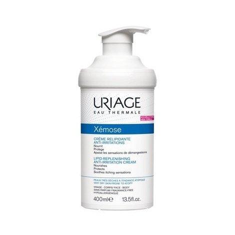 Uriage Xemose Crème Relipidante 400 ml pas cher, discount