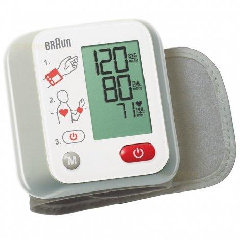 Braun Tensiomètre VitalScan 1 Mobile Poignet pas cher, discount