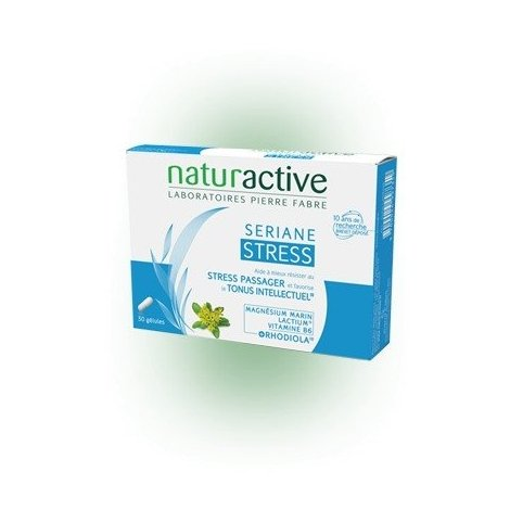 Naturactive Sériane Stress x30 Gelules pas cher, discount