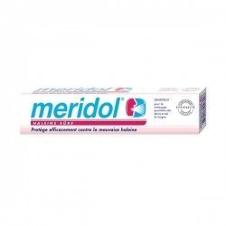 Meridol Halitosis Dentifrice Haleine Sûre 75 ml