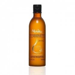 Melvita Shampooing Expert Réparation aux 3 Huiles de Fleurs 200 ml