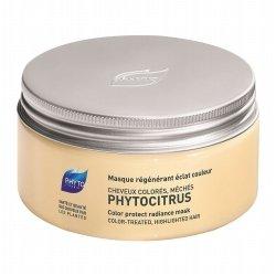 Phyto Phytocitrus Masque Régénérant Eclat Couleur 200 ml