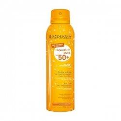 Bioderma Photoderm Max SPF50+ Brume Solaire Transparence et Fraîcheur 150 ml pas cher, discount