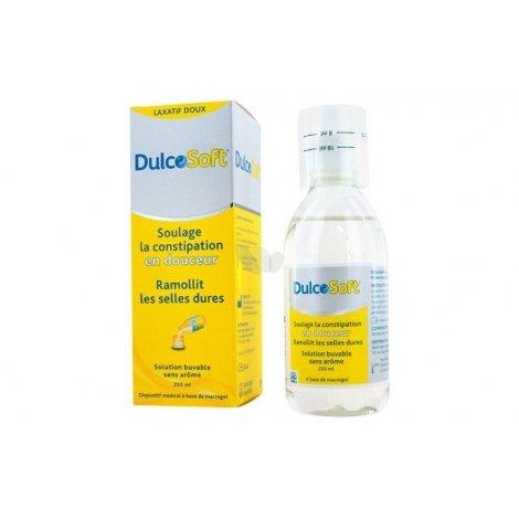 Dulcosoft Soulage la Constipation Solution Buvable 250 ml pas cher, discount