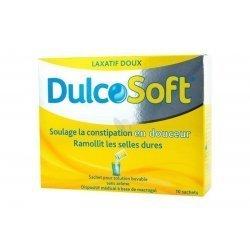 Dulcosoft Soulage la Constipation 10 Sachets