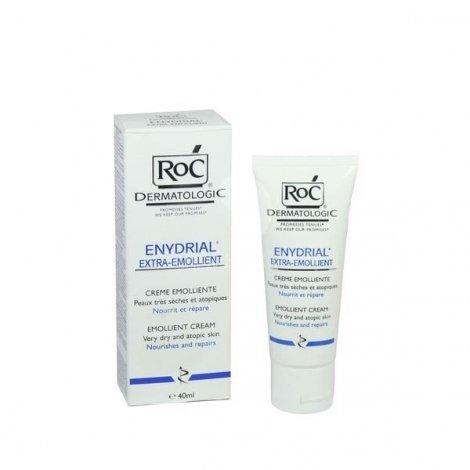 Roc Dermatologic Enydrial Extra-Emollient 40 Ml pas cher, discount