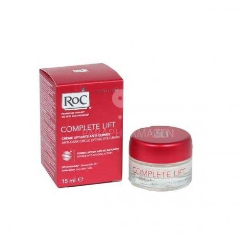 Roc Complete Lift Creme Liftante Anti-Cernes 15 Ml pas cher, discount