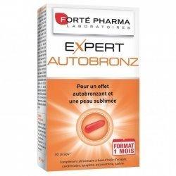 Forte Pharma Expert Autobronz Hâle Naturel 30 Capsules pas cher, discount