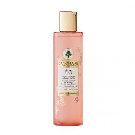 Sanoflore Aqua Rosa Essence Botanique Beauté Fraîche 200 ml pas cher, discount