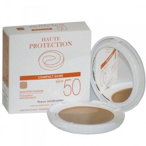 Avène Solaire Haute Protection Compact Doré SPF50 10g pas cher, discount