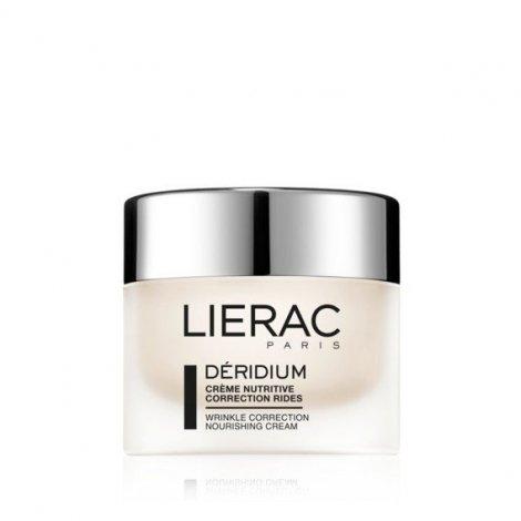 Lierac Deridium Crème Nutritive Anti-Vieillissement Peaux Sèches Et Ultra Sèches 50 ml pas cher, discount