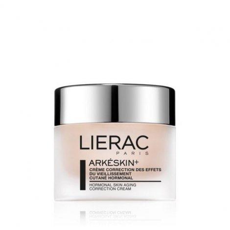 Lierac Arkéskin+ Crème Correctrice des effets du Vieillissement Hormonal 50 ml pas cher, discount