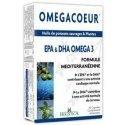 Holistica Omegacoeur Formule Méditerranéenne Oméga 3 EPA et DHA 60 Gélules